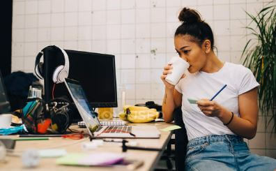 how to stay focused in the workplace