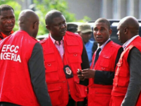 efcc must be called to order